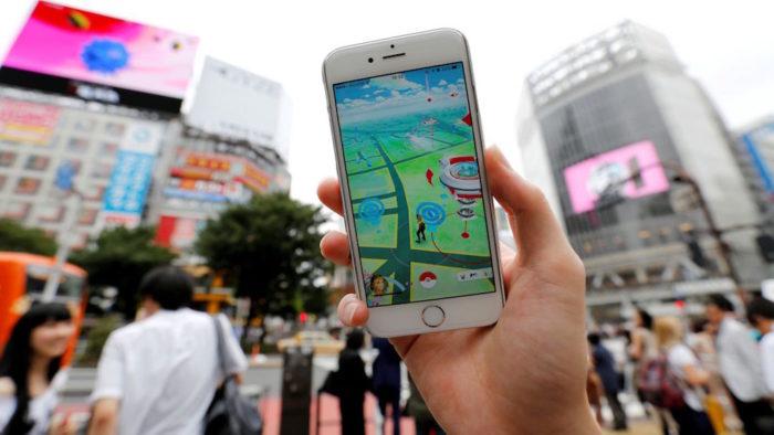 Pokémon GO a infiltré tous les domaines de notre société