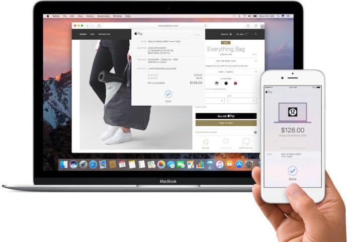 Apple Pay - Payez de la manière la plus simple et la plus sûre.