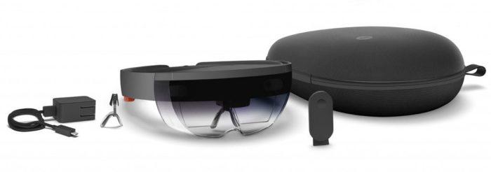 Vous allez enfin pouvoir acheter un casque Microsoft HoloLens