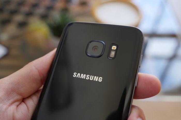 Samsung Galaxy S7 : le capteur dépasse légèrement