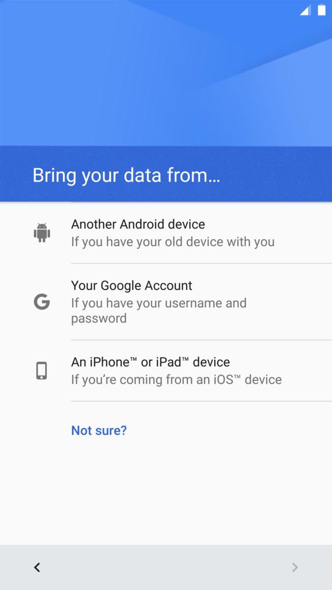 Android 7.0 Nougat : une migration facilitée pour iOS