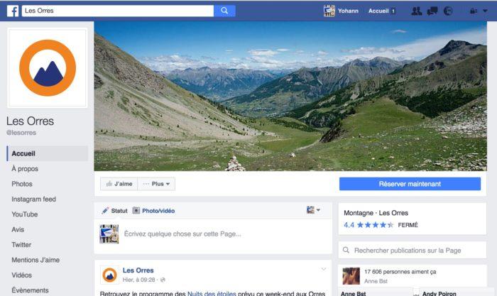 Les nouvelles pages Facebook facilitent l'interaction et ressemblent à des sites Web