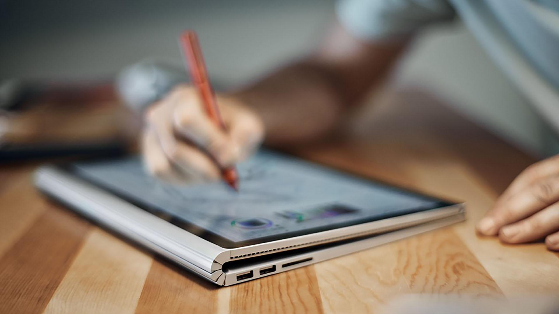 Le Surface Book i7 est vraiment une petite bombe