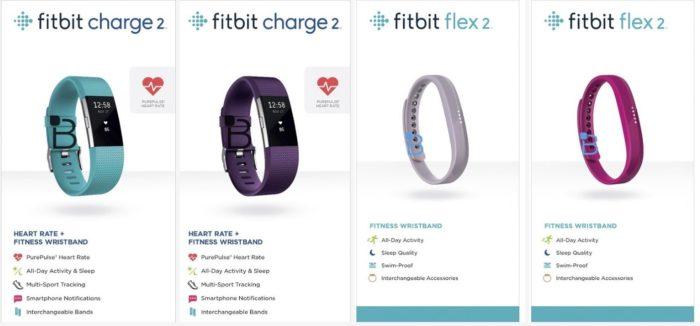 Serait-ce la nouvelle gamme de bracelets connectés de Fitbit ?