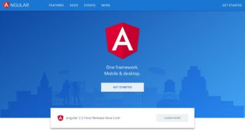 angular-homepage