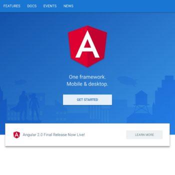 angular-homepage