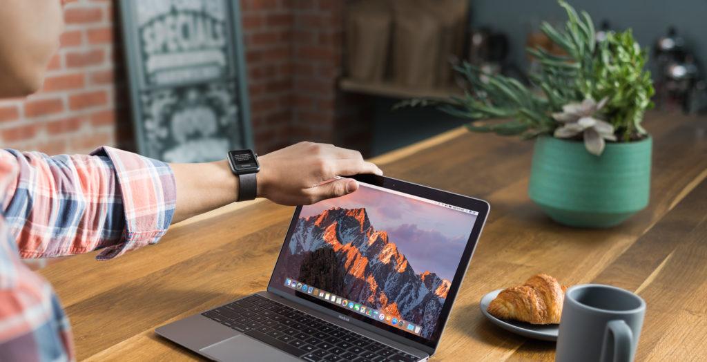 Déverrouillage automatique : et votre Mac est prêt avant vous.