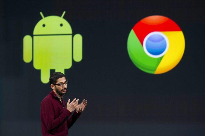 Android et Chrome OS n'ont jamais été aussi proche d'être fusionnés
