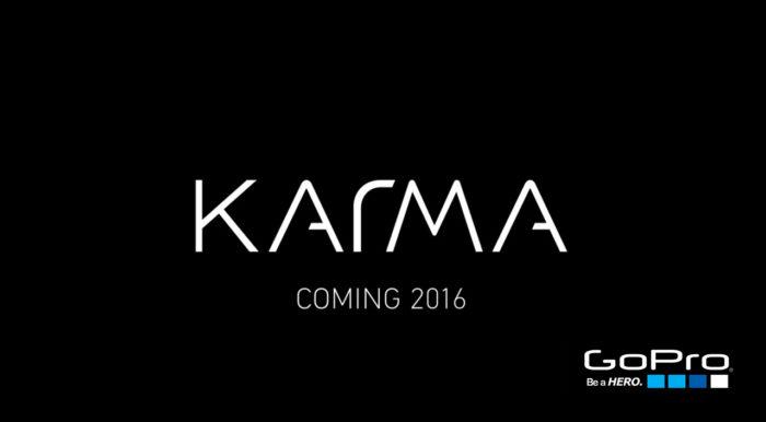 GoPro va dévoiler son drone Karma le 19 septembre