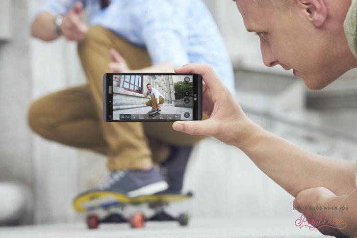 Steady Record 2.0, un système stabilisation logicielle du processeur Snapdragon 820 de Qualcomm pour prendre des vidéos stables