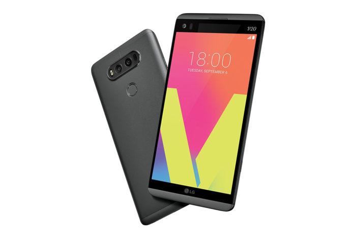 LG annonce son nouveau smartphone phare, le V10