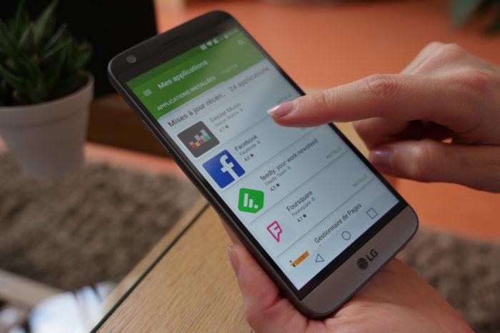 Le LG G5 ne va pas connaître de véritable ralentissement