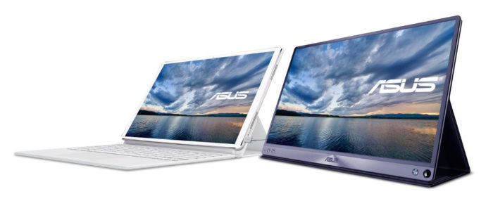 Le ASUS ZenScreen peut être utilisé avec toutes sortes de dispositifs