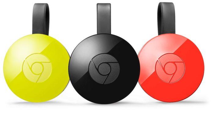 Chromecast, bientôt un modèle 4K ?