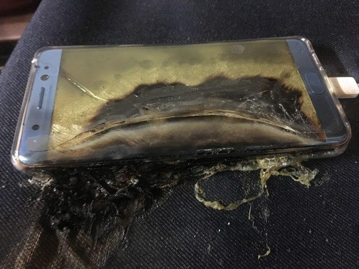 Galaxy Note 7 : des modèles prennent feu, Samsung suspend les ventes