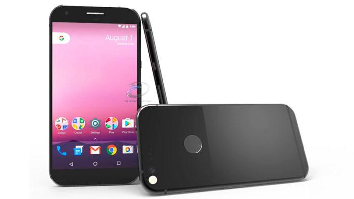 Pixel et Pixel XL, les deux nouveaux smartphones de Google ?