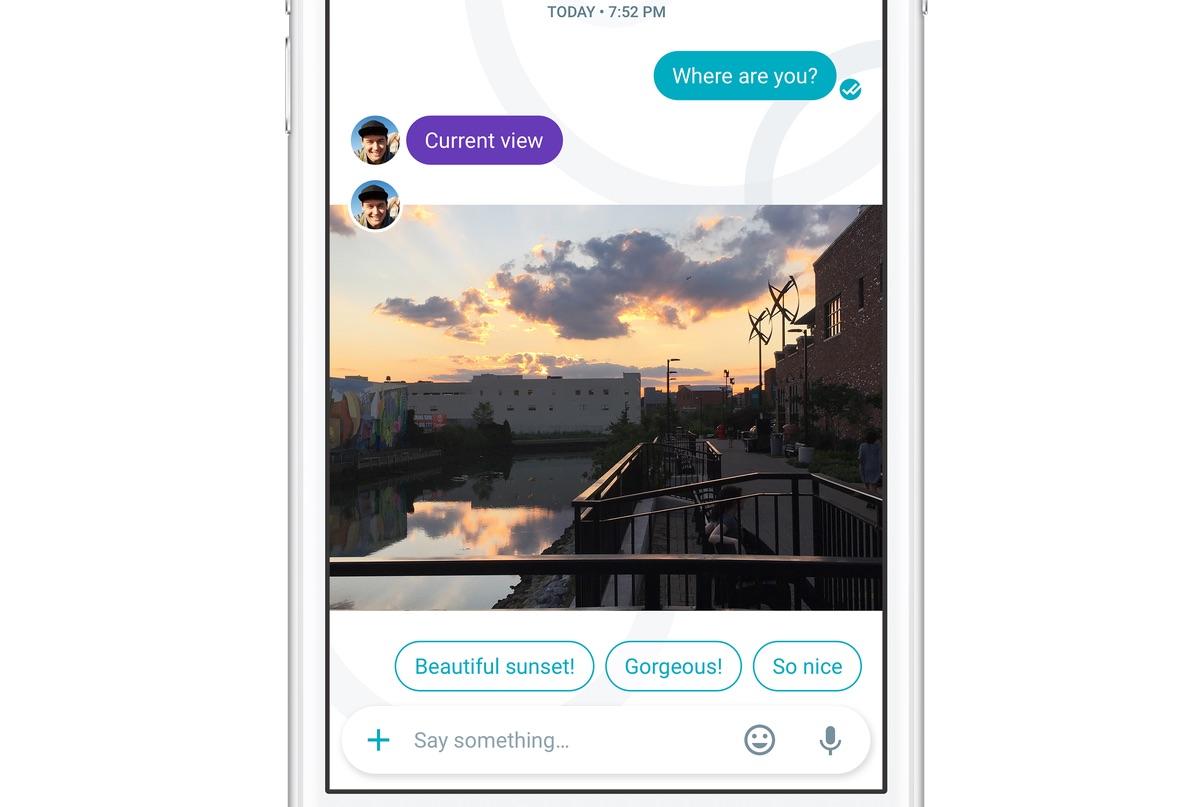 Google Allo apporte l'intelligence artificielle dans une messagerie