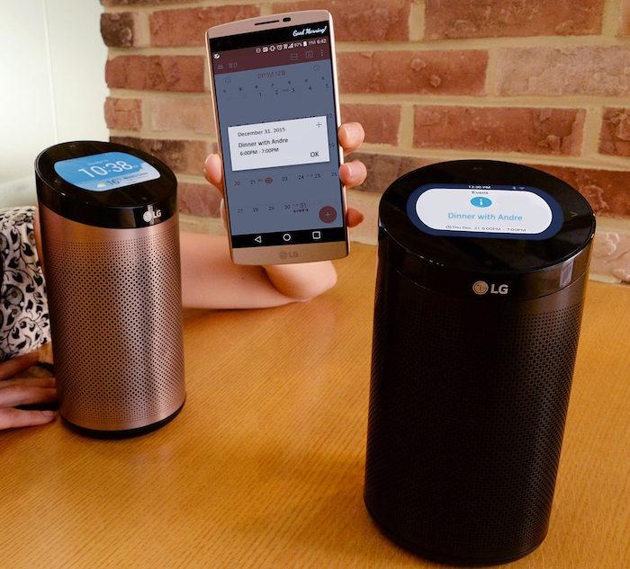 LG SmartThinQ Hub intègre désormais Alexa d'Amazon