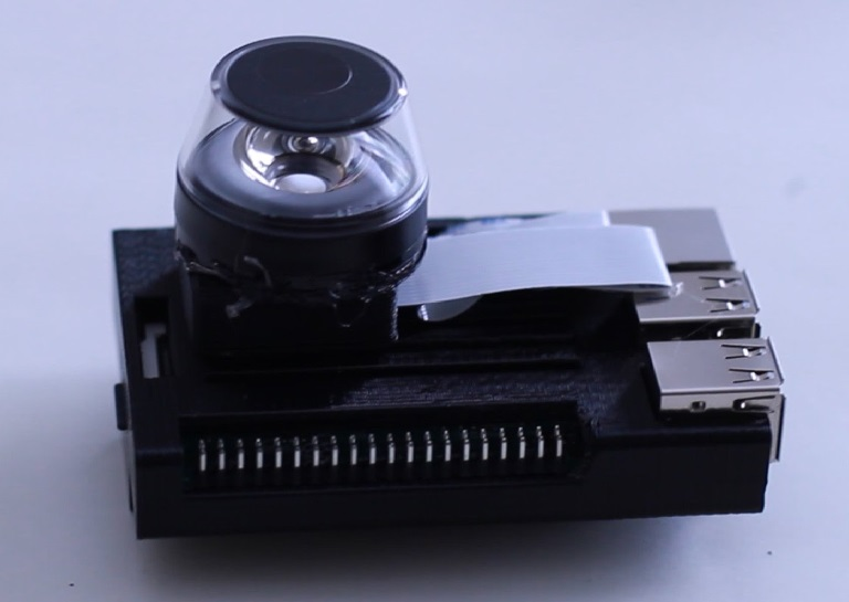 Cette caméra à 360 degrés vous demandera un peu de votre temps