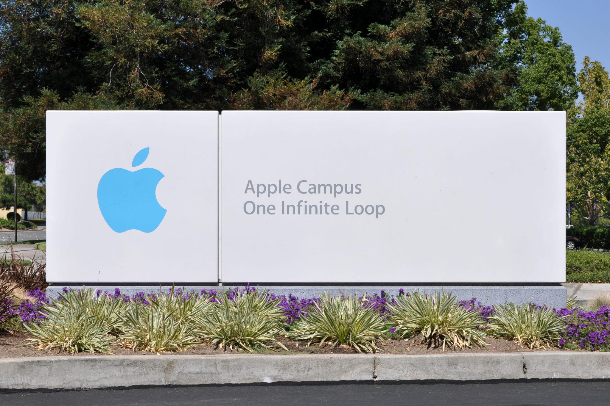 Apple va rassembler ses équipes de cloud à Infinite Loop