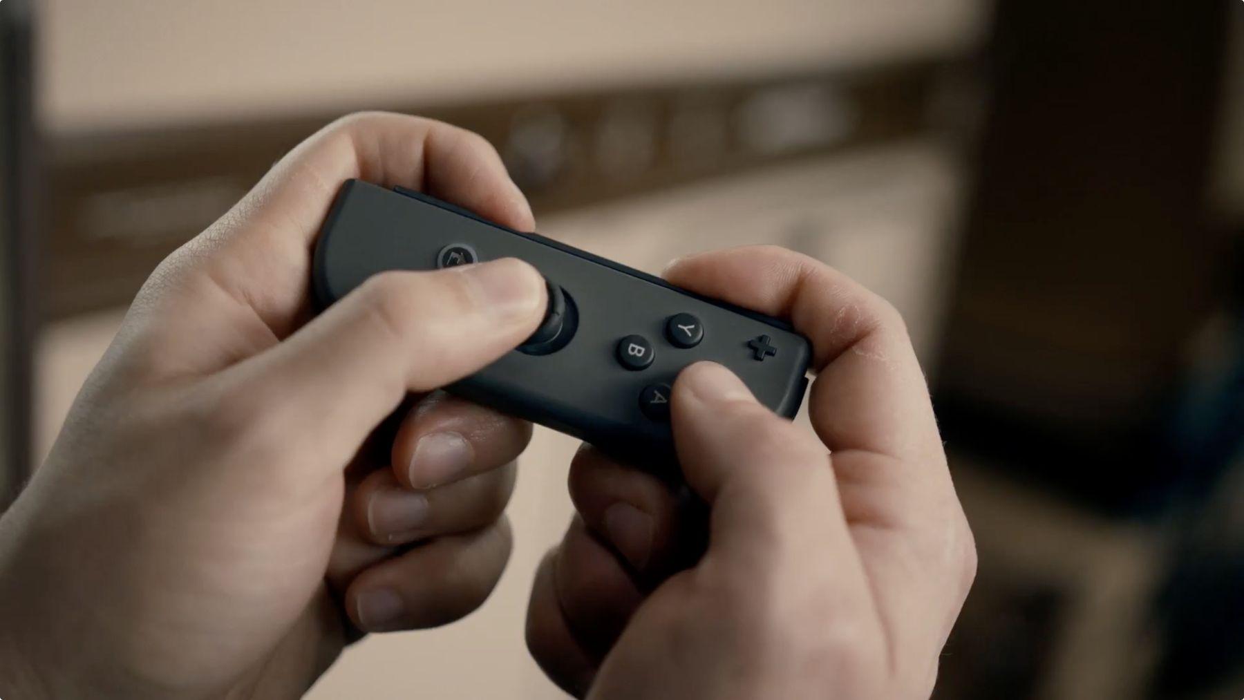 Joy-Con de la Nintendo Switch (vous en obtenez deux)