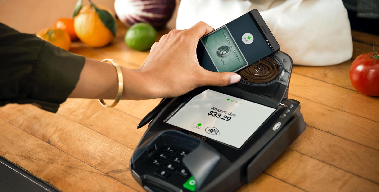 LG Pay pourrait arriver avec le LG G6
