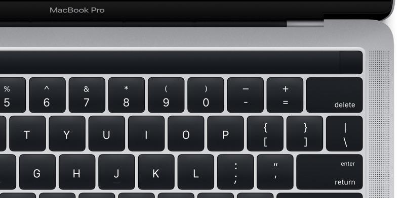Le clavier du nouveau MacBook Pro va inclure le capteur Touch ID