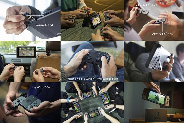 Nintendo Switch : toutes utilisations possible