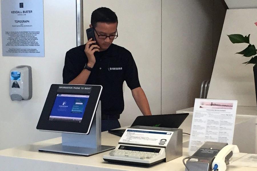 Il est interdit de prendre l'avion avec un Galaxy Note 7 chez Air France