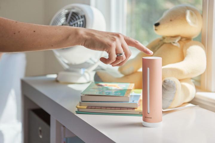 Netatmo veut surveiller l'environnement de votre domicile avec son Healthy Home Coach