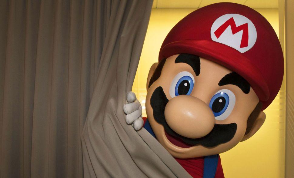 La déception — Nintendo Switch