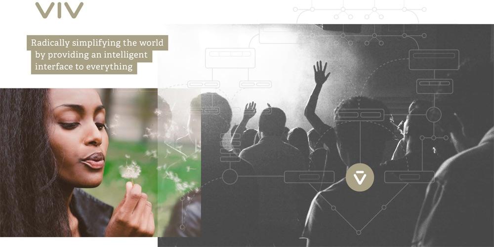 Viv fournira des services aux plates-formes de Samsung