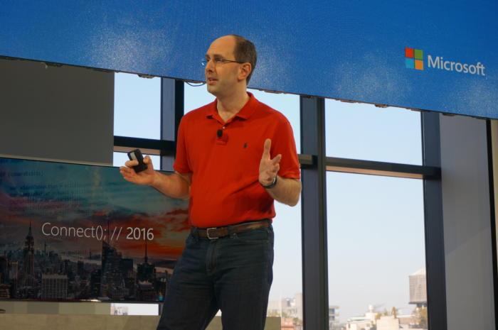 Scott Guthrie a présenté les plans pour SQL Server