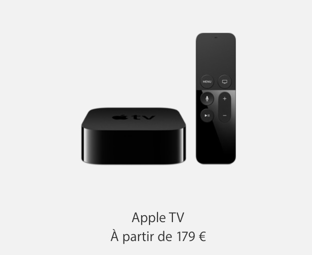 Apple Black Friday - Apple TV