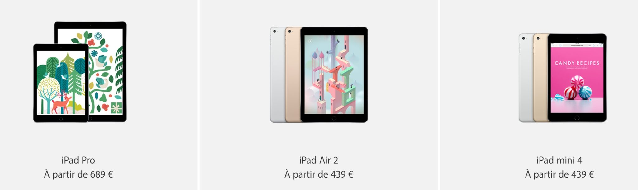 Apple Black Friday - iPad