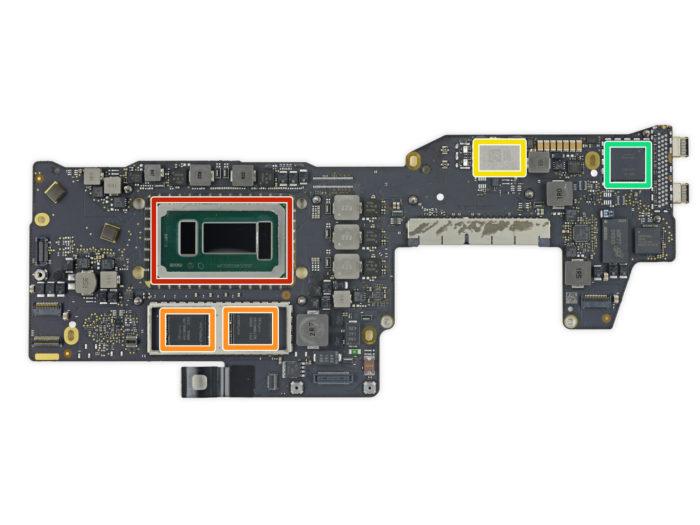 La RAM est soudée à la carte mère du nouveau MacBook Pro