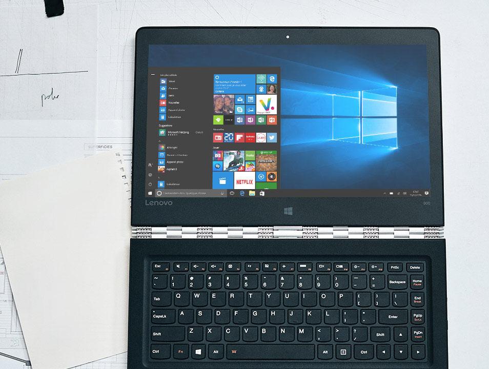 [Brève] Microsoft travaille sur une charte graphique pour Windows 10