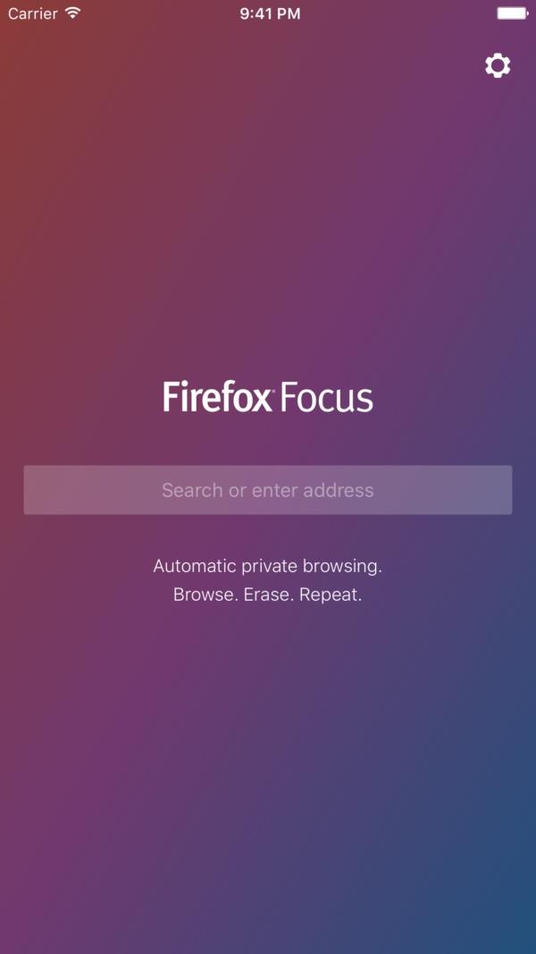 Firefox Focus : un simple navigateur soucieux de votre vie privée