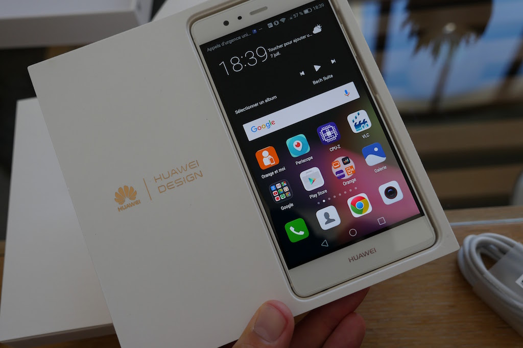 Le Huawei P9 est un très bon smartphone