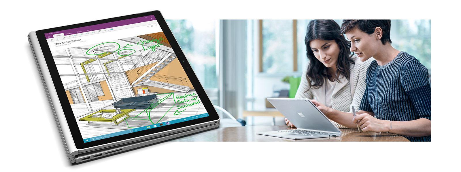 Surface Book i7 : la portabilité est sa grande force