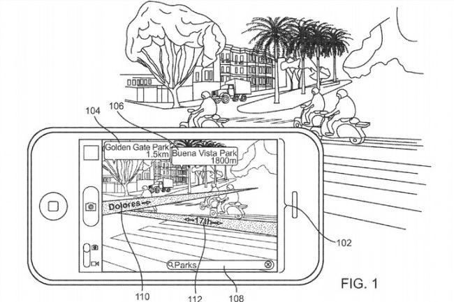 Voici la vision d'Apple pour la réalité augmentée dans son logiciel de cartographie