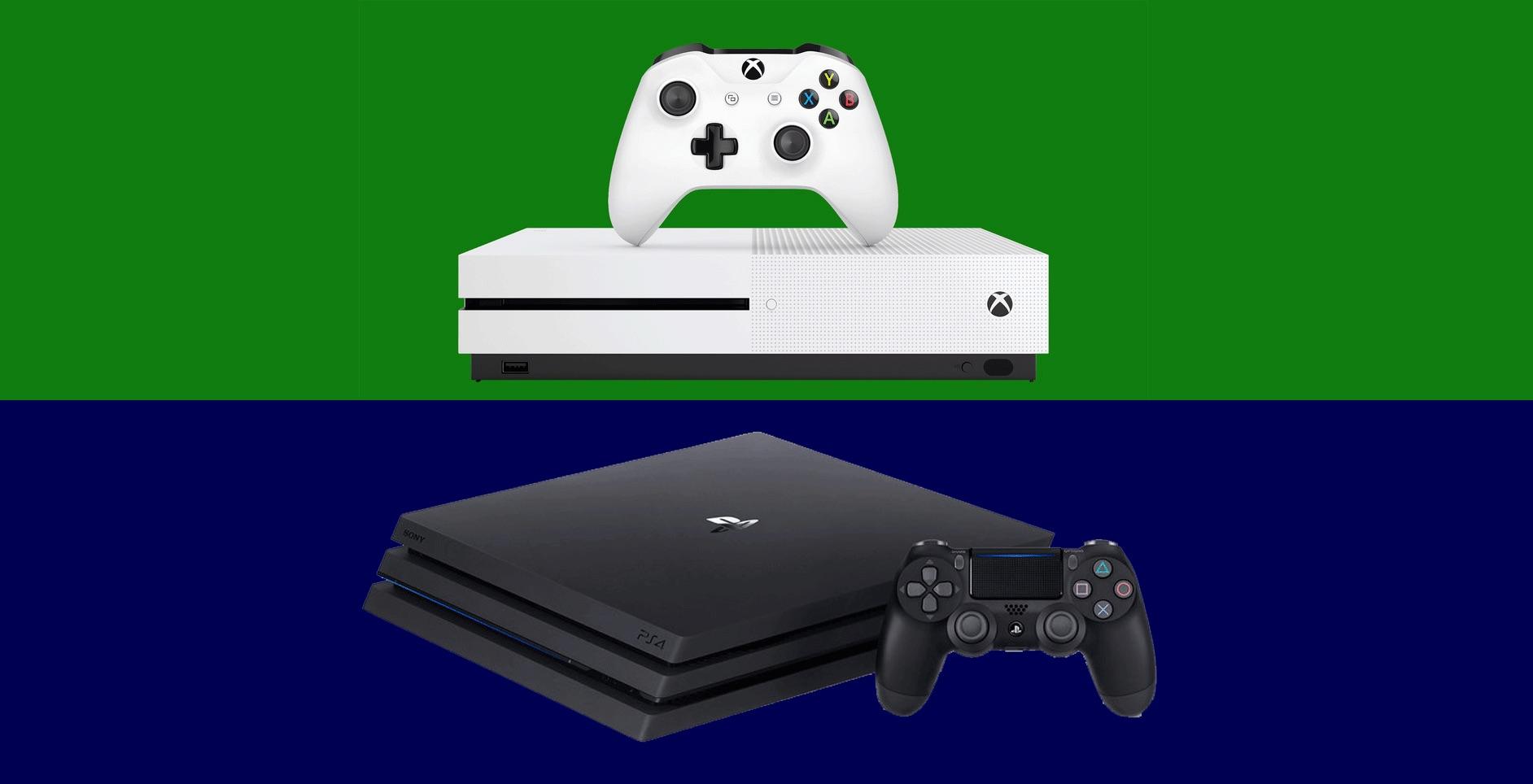 Xbox One Vs Xbox One S : Ps pro vs xbox one s quelles sont les différences