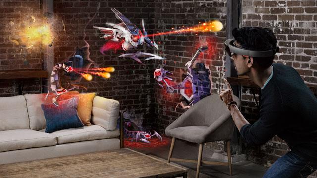 Le casque VR de Microsoft ne nécessite pas un PC de combat