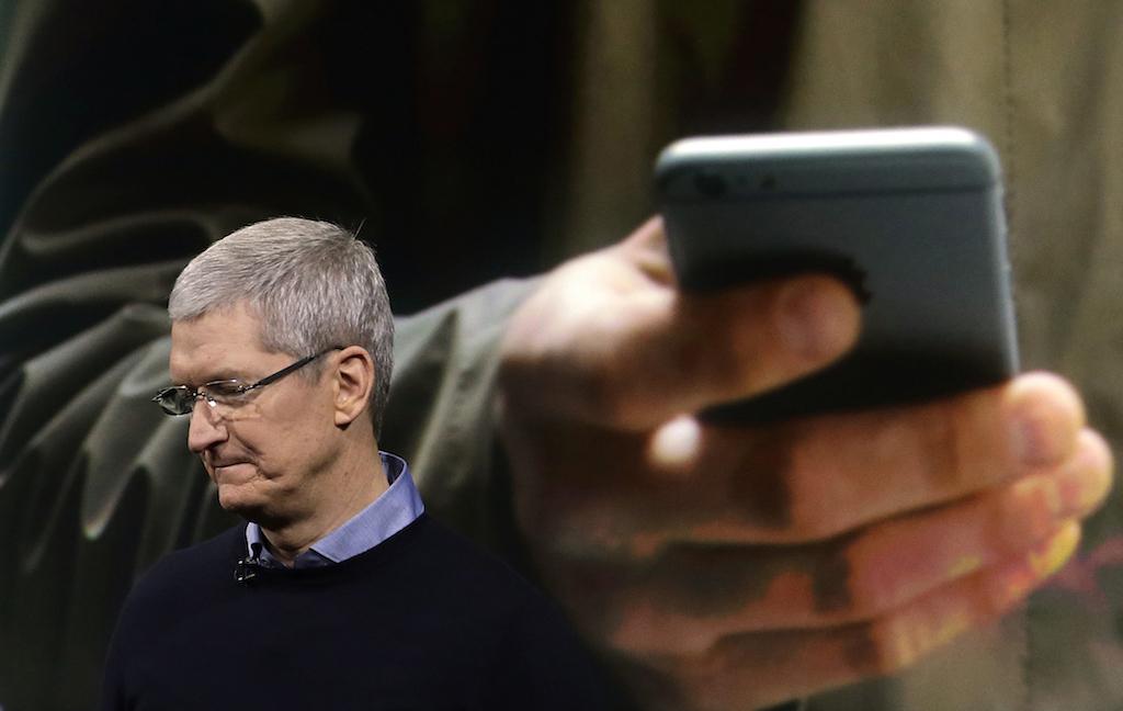 Apple archive la liste des appels passés sur iPhone