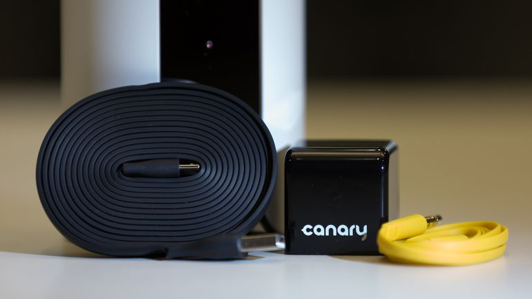 Canary : accessoires