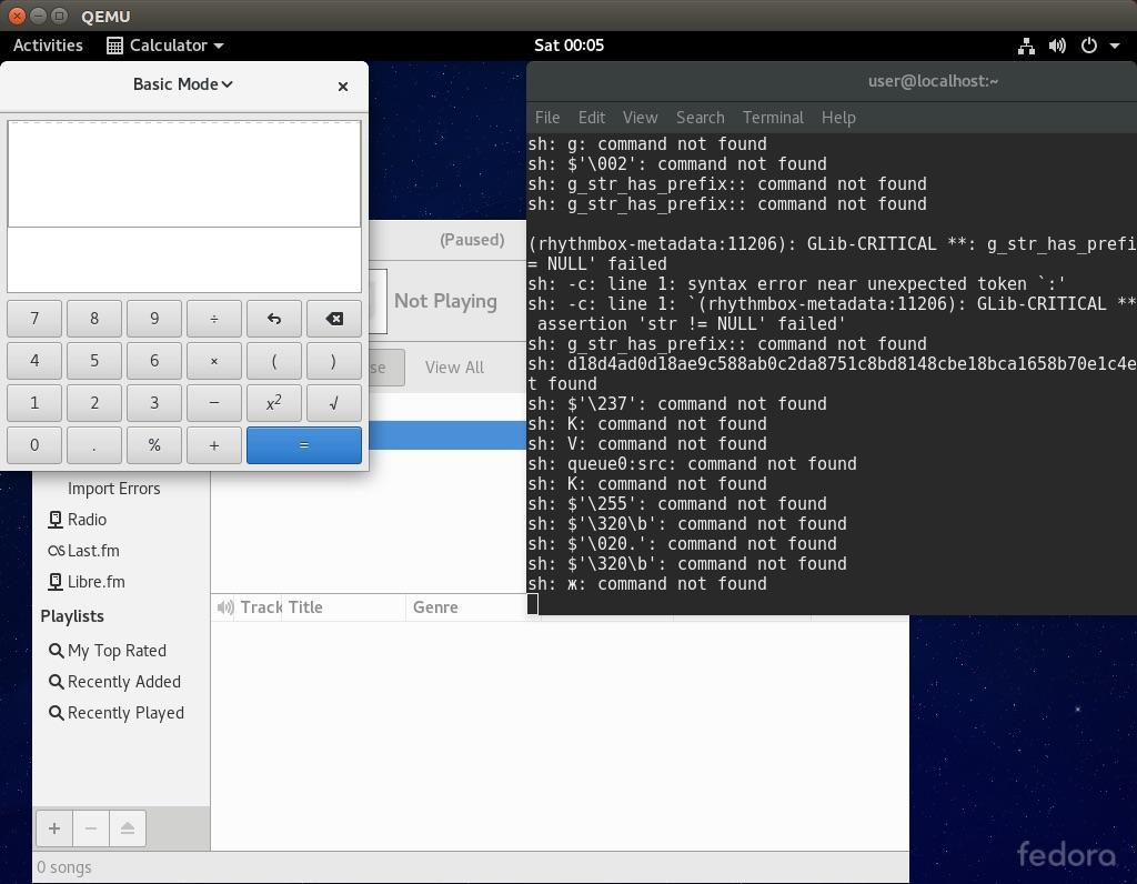 Un exploit dans Fedora permet de prendre le contrôle