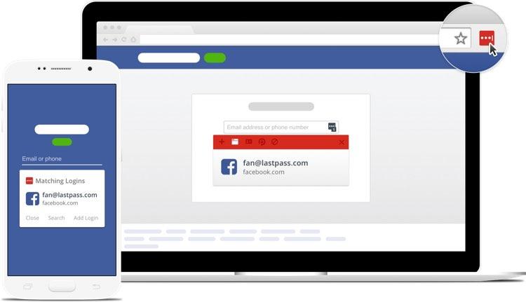 LastPass est un outil très pratique pour gérer tous vos mots de passe