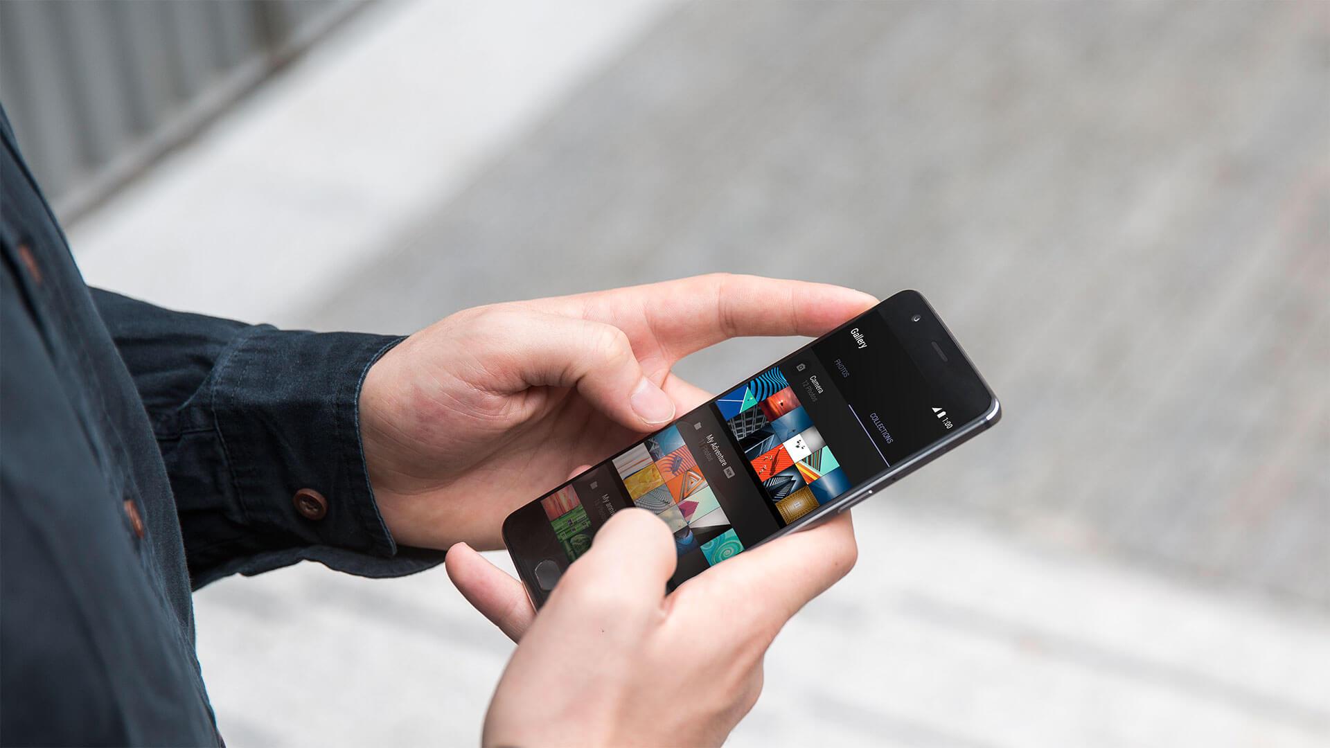 OnePlus 3T : toujours un écran AMOLED