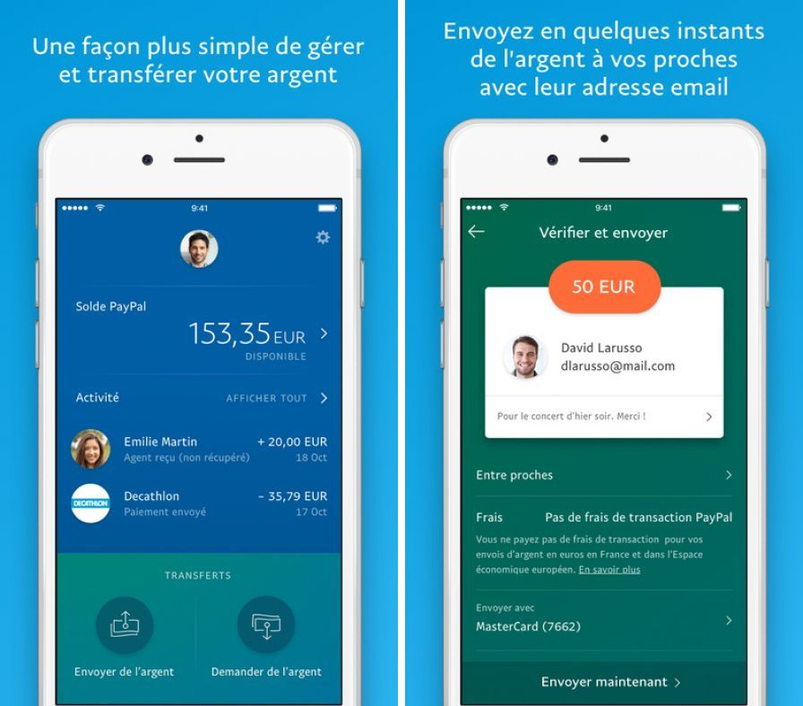 Des paiements PayPal par la voix grâce à Siri !