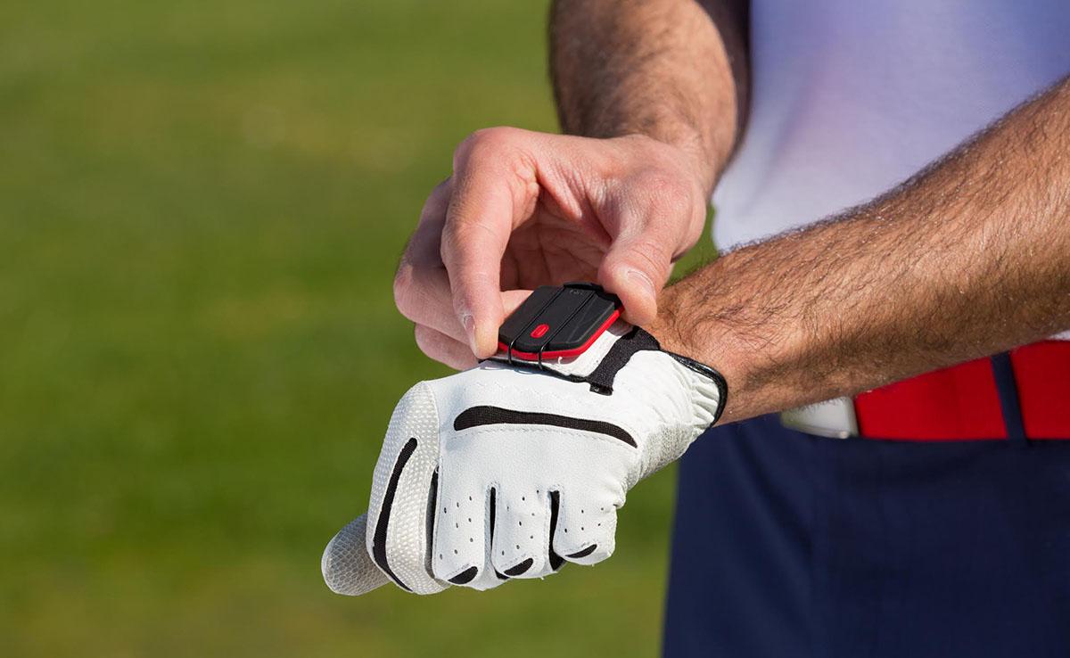 Pour les golfeurs, le PIQ ROBOT va fournir de nombreuses statistiques